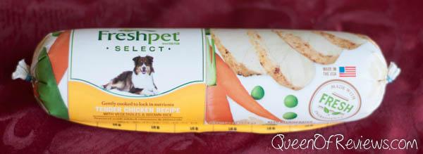 Freshpet Select Dog Food