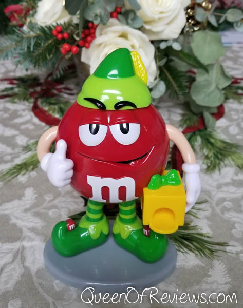 M&M Elf Dispenser