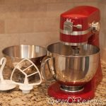 Gifts for Her – Kenmore Elite 5-Quart Stand Mixer