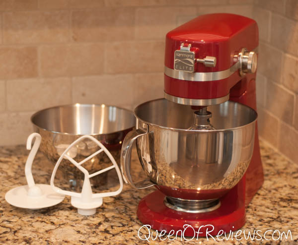 Kenmore Elite 5 Quart Stand Mixer