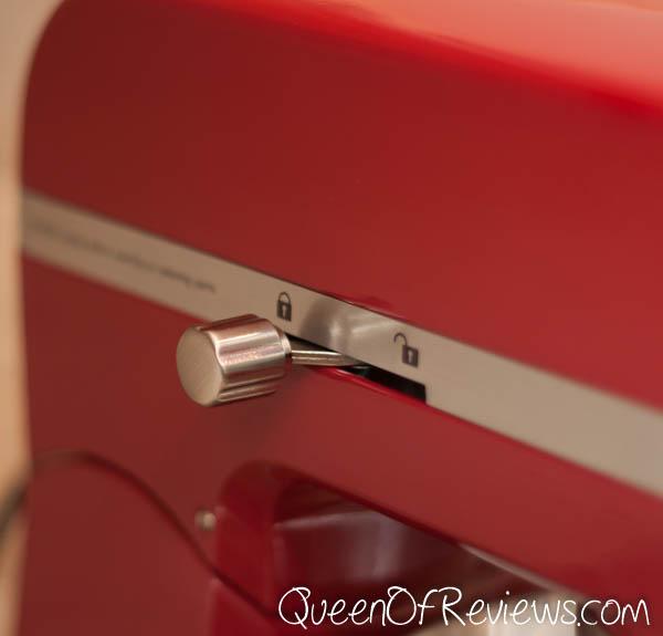 Kenmore Elite 5 Quart Stand Mixer Lock