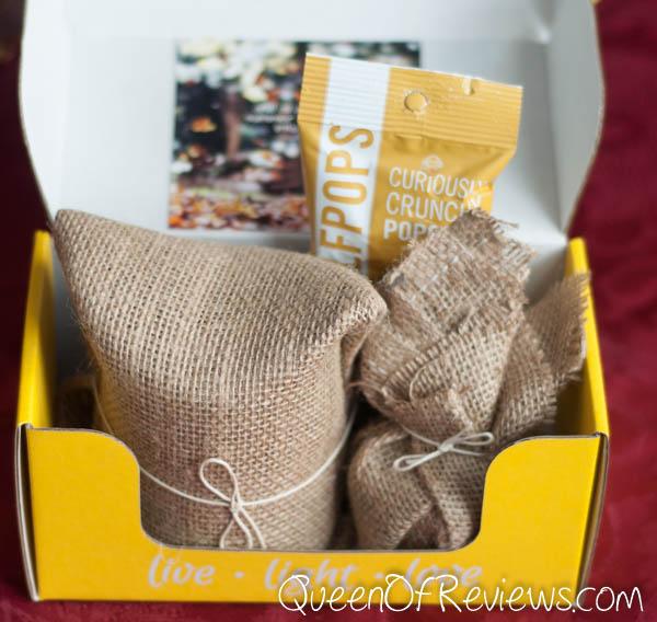 Vellabox Vivere Box