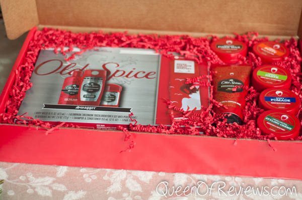 Old Spice Swagger Gift Set and Stocking Stuffers