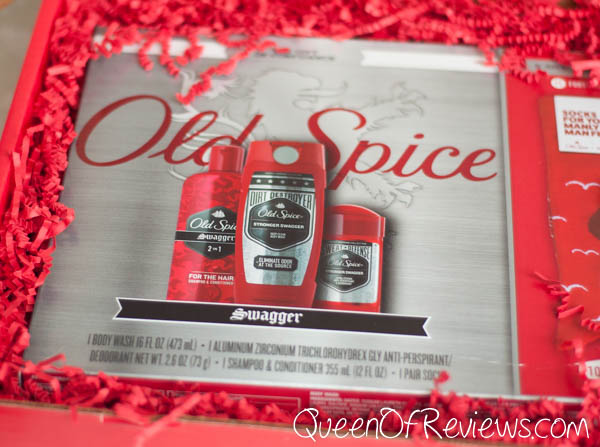 Old Spice Swagger Gift Set & Old Spice Swagger Gift Set u0026 Stocking Stuffers ~ Queen of Reviews