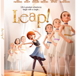 LEAP! Available on Digital HD, Blu-ray, DVD, and On Demand from Lionsgate