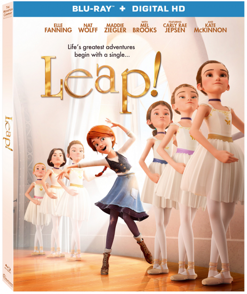 LEAP Movie Cover