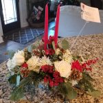 Gorgeous Christmas Centerpieces from Teleflora
