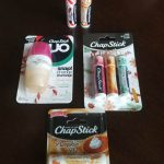 ChapStick Holiday Collection and More