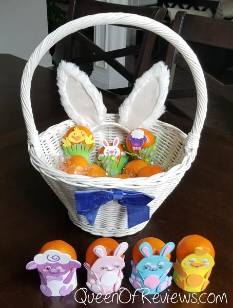 Halos Easter Basket