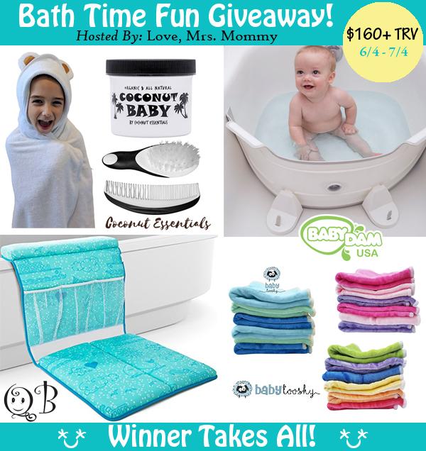 BathTimeFunGiveaway