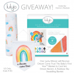 Enter to Win a Dream Come True! The Baby's First Year™ Blanket & Card Set
