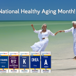 Celebrate National Healthy Aging Month with Superior Source Vitamins + Giveaway