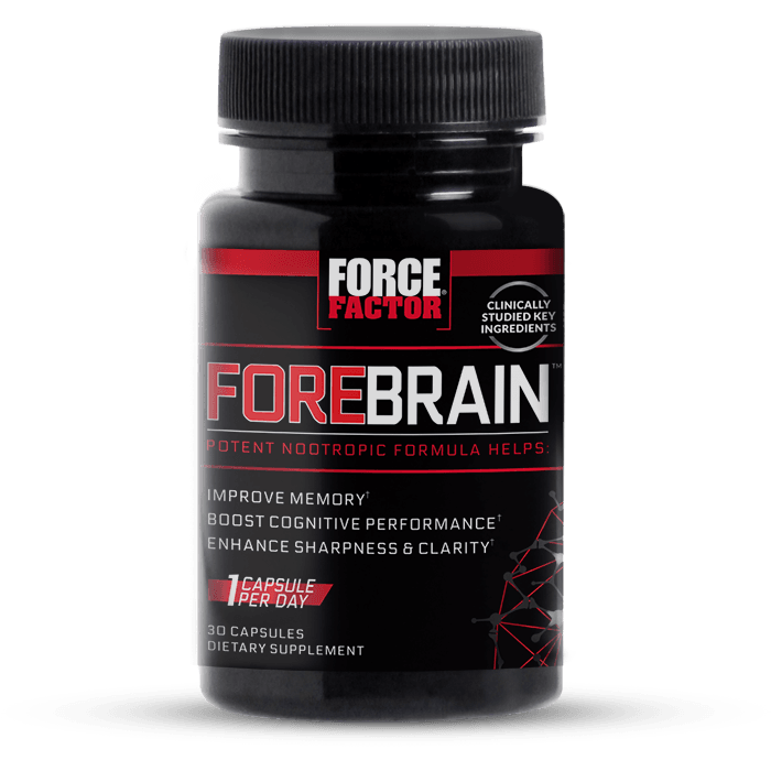 Force Factor Forebrain Review Best Nootropic Supplement On The