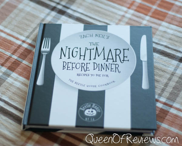he Nightmare Before Dinner: Recipes to Die For: The Beetle House Cookbook