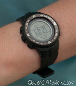 For the Timekeeper on Your Christmas List the CASIO PRG330 Watch