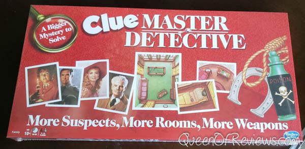 Clue Master Detectives