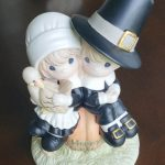 I Give Thanks Every Day For You Limited Edition Bisque Porcelain Sculpture