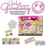 Non-Toxic Nail Art Kit for Girls (APV $28)