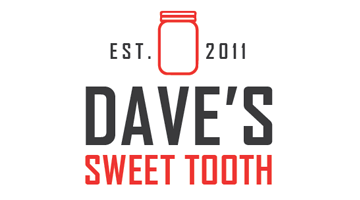Daves Sweet Tooth Toffee Logo