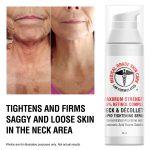 SkinPro Medical Grade Skin Care Neck & Décolleté Rapid Tightening Serum Giveaway
