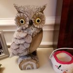 Cracker Barrel Owl Figurine