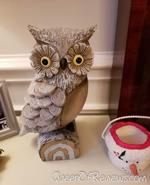 Cracker Barrel Owl Figurine