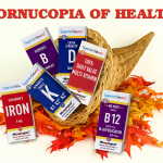 This Month We Celebrate the Cornucopia of Health with Superior Source Vitamins #NoPills2Swallow