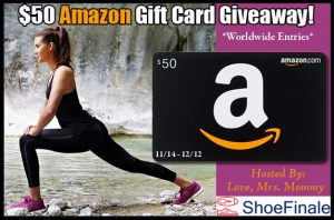 Don't Miss this $50 Amazon Gift Card Giveaway – Open Worldwide