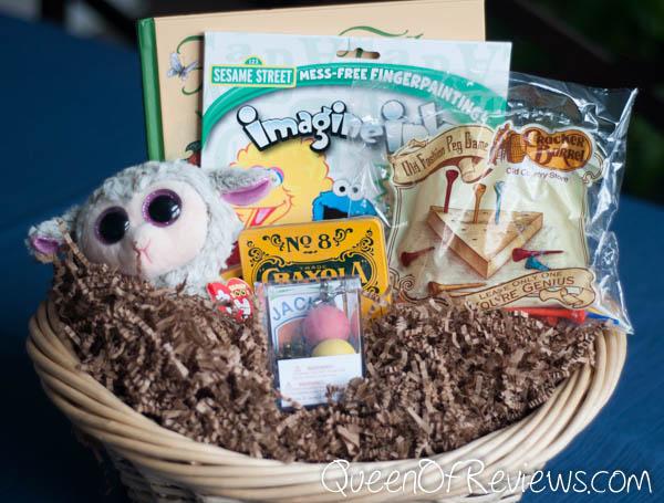 Cracker Barrel Easter Basket 2