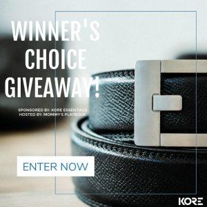 Winner S Choice Kore Essentials Belt Buckle Giveaway Queen Of Reviews Facebook today we will be reviewing the kore essentials gun belt. winner s choice kore essentials belt