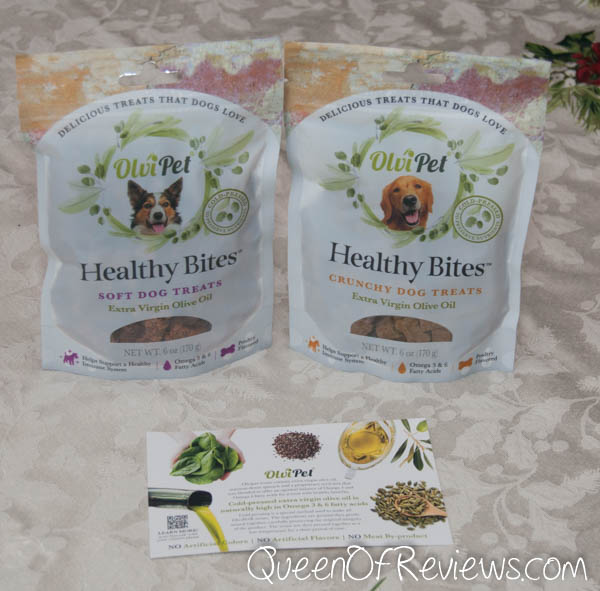 OlviPet Healthy Bites