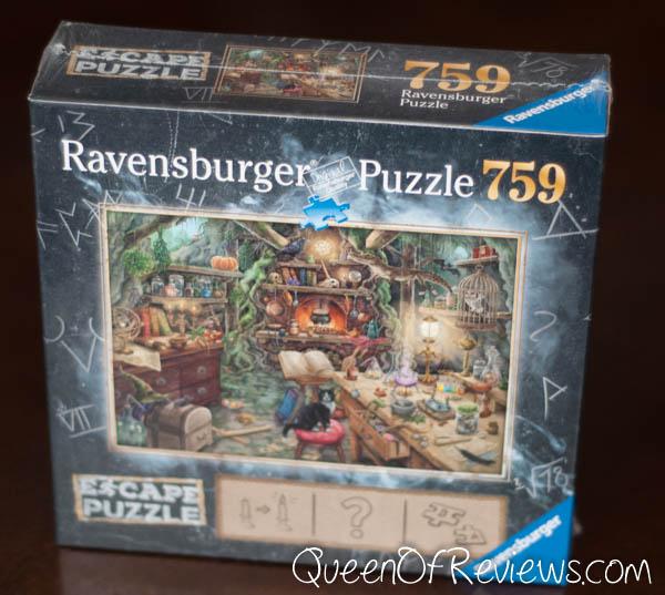 Ravensburger Escape Puzzle The Witches Kitchen