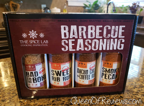 The Spice Lab Barbecue Seasoning